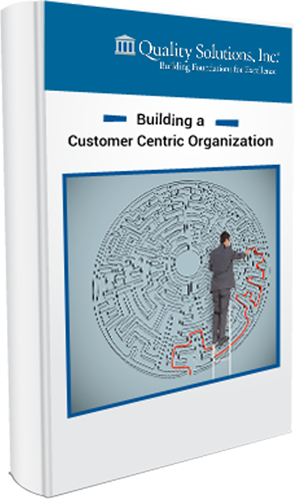 Ebook: Building a Customer Centric Organization